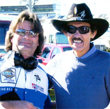 Rick & Richard Petty